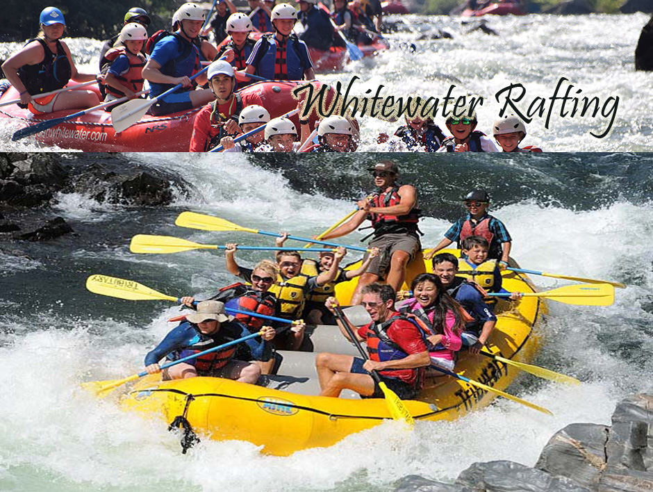 Reasons to Try Whitewater Rafting