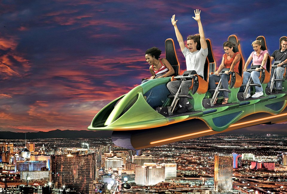 Enjoy a Las Vegas Family Holiday