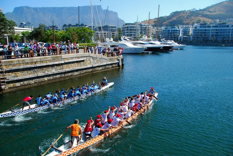 South Africa's Answer to the Oxford & Cambridge Boat Race