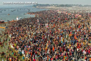 Colourful Prayagraj Kumbh Mela