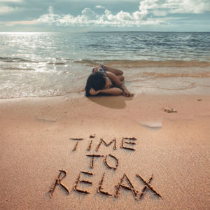 Traveling to Relax and Take a Break