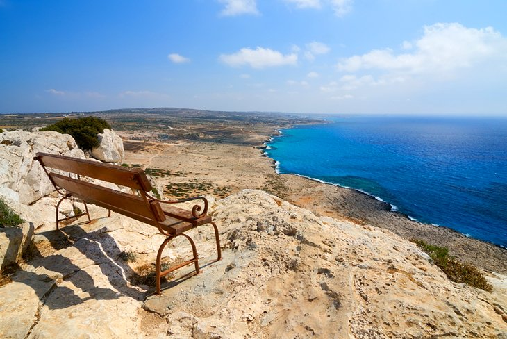 Natural Attractions on the Island of Cyprus