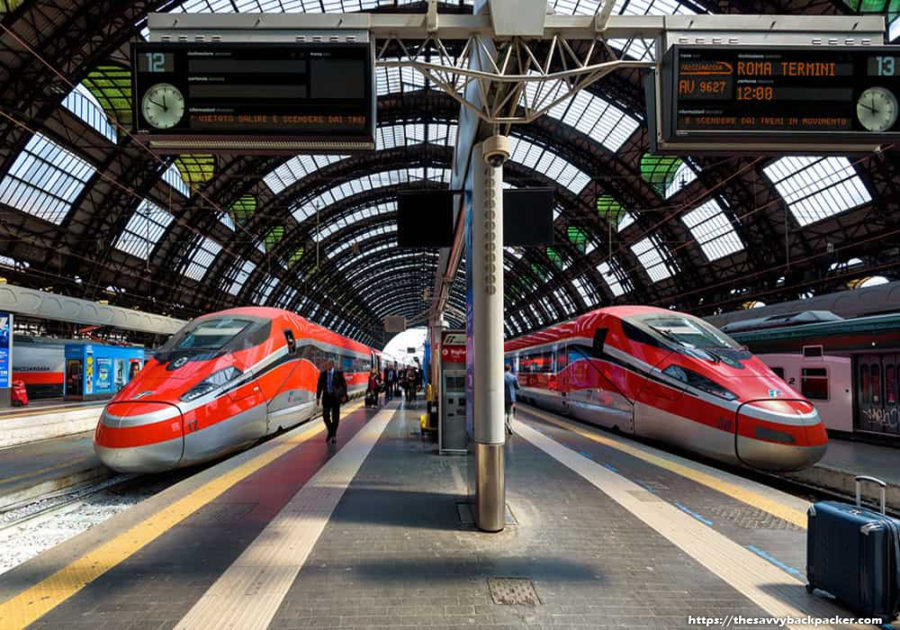 Train Travel Italy - A Great Way to Get Around