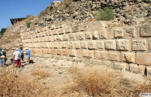 Footsteps of Time – Fort Walls