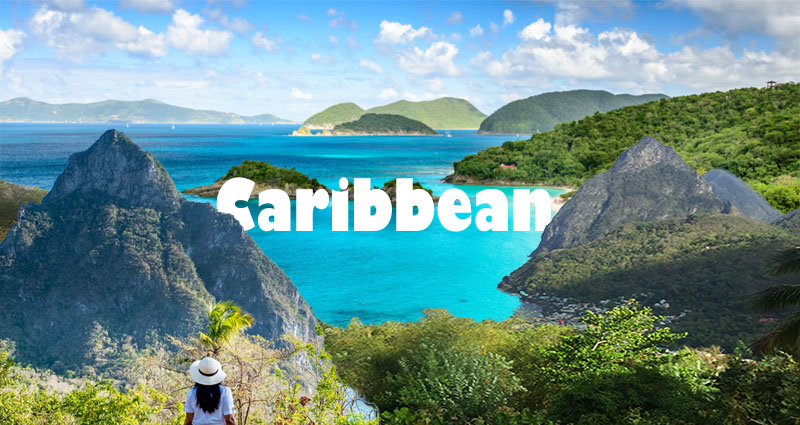 The Beautiful Natural Attractions of the Caribbean
