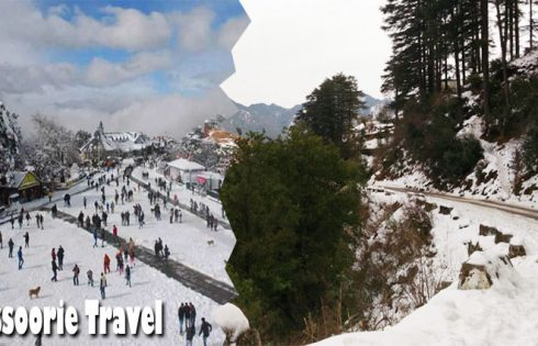 Attractive Travel Packages to Mussoorie